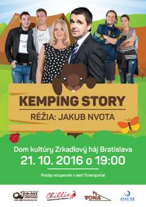 Kemping Story @ Dom Matice slovenskej  | Komárno | Nitriansky kraj | Slovensko