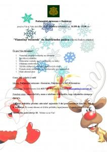 Vianočný večierok @ Podunajské múzeum | Komárno | Nitriansky kraj | Slovensko