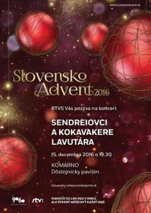 koncert Sendreiovci a Kokavakere Lavutára @ Dôstojnícky pavilón | Komárno | Nitriansky kraj | Slovensko