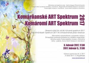 Komáromi ART Spektrum 2017 @ Zichy palota - Duna Menti Múzeum | Komárno | Slovensko