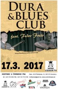 Dura and Blues Club @ Hostinec u Čierneho psa   Slovensko