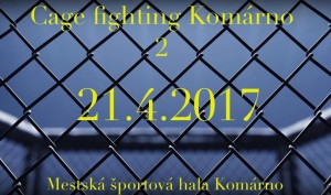 Cage Fighting Komárno 2 @ Sportcsarnok | Slovensko