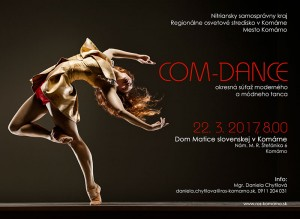 COM-DANCE @ Dom Matice slovenskej   Slovensko