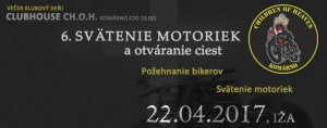 6. Svätenie motoriek @ Zhromaždenie motorkárov pred katolíckym kostolom | Iža | Slovensko