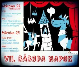 VII. Báboda Napok @ Közösségi Ház | Komárom | Maďarsko