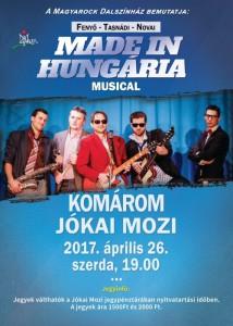 Made in Hungaria @ Jókai Mozi | Komárom | Maďarsko