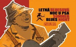 Letná Bluesová noc u Psa – SUMMER BLUES NIGHT @ Hostinec u Čierneho psa  | Slovensko