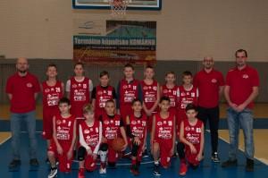 Basketbal: Mladší žiaci BK Junior Komárno - MBK Karlovka Bratislava @ Športová hala | Nitriansky kraj | Slovensko