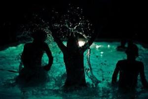 Éjszakai fürdőzés @ Komáromi Gyógyfürdő | Komárom | Maďarsko