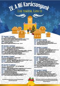 IV. A mi Karácsonyunk