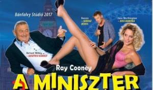A miniszter félrelép @ Városi Művelődési Központ | Nitriansky kraj | Slovensko