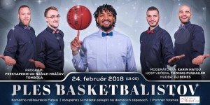 Ples basketbalistov 2018 - Kosárlabdázók bálja 2018 @ Fiesta Restauracia and Cafe | Komárno | Nitriansky kraj | Slovensko